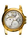 Vecchio movimento a orologeria Immagine Stock Libera da Diritti