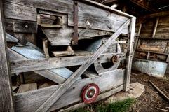 Vecchio mulino da grano antico fotografia stock libera da diritti