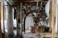 Vecchio mulino da grano II Immagine Stock Libera da Diritti