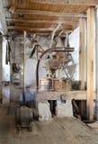 Vecchio mulino da grano VI immagine stock
