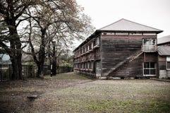 Vecchio mulino di seta di Tomioka, Takasaki, Gunma, Giappone Immagine Stock