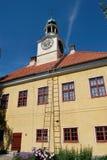 Vecchio municipio Immagini Stock Libere da Diritti