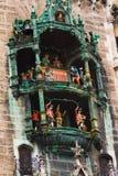 Vecchio municipio di Monaco di Baviera Fotografia Stock