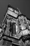 Vecchio municipio, Praga Fotografia Stock