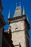 Vecchio municipio, Praga Immagini Stock Libere da Diritti