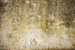Vecchio muro di cemento Fotografia Stock Libera da Diritti