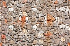 Vecchio muro di cinta Fotografia Stock