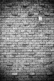 Vecchio muro di mattoni immagini stock libere da diritti
