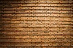 Vecchio muro di mattoni d'annata Fotografia Stock Libera da Diritti