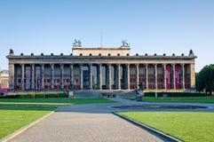 Vecchio museo a Berlino Immagine Stock Libera da Diritti