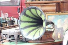 Vecchio musicbox immagini stock