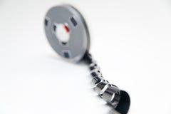 Vecchio nastro magnetico fotografia stock libera da diritti