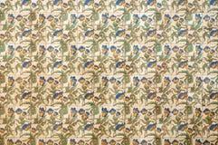 Vecchio nouveau di arte delle mattonelle Fotografia Stock Libera da Diritti