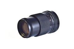 Vecchio obiettivo di macchina fotografica Fotografia Stock Libera da Diritti