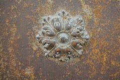 Vecchio ornamento Immagini Stock