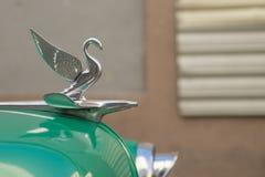 Vecchio ornamento cubano dell'automobile Fotografia Stock