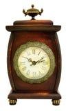 Vecchio orologio Fotografie Stock Libere da Diritti