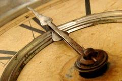 Vecchio orologio Immagini Stock Libere da Diritti