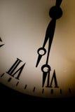 Vecchio orologio Fotografia Stock
