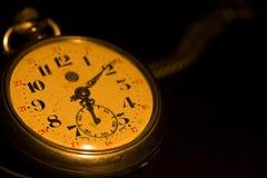 Vecchio orologio Immagine Stock