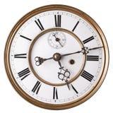 Vecchio orologio. Fotografia Stock