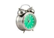 Vecchio orologio analog Fotografie Stock Libere da Diritti