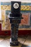 Vecchio orologio d'annata - orologi fotografie stock libere da diritti