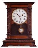 Vecchio orologio del carrello Immagini Stock Libere da Diritti