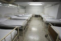 Vecchio ospedale Fotografie Stock Libere da Diritti