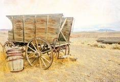 Vecchio ovest Fotografie Stock Libere da Diritti