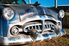 Vecchio Packard Fotografie Stock Libere da Diritti