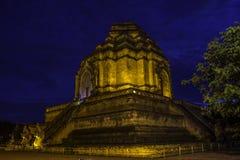 Vecchio pagoda Fotografia Stock Libera da Diritti