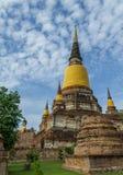 Vecchio pagoda Immagine Stock