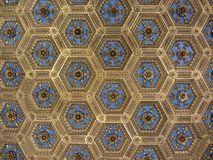 Vecchio Palace Ceiling Royalty Free Stock Photo