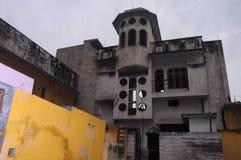 Vecchio palazzo Fotografie Stock