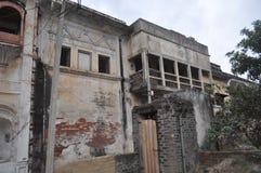 Vecchio palazzo Fotografia Stock Libera da Diritti