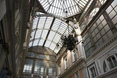 Vecchio palazzo a Genova Fotografia Stock