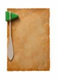 Vecchio Paper-10 Fotografie Stock Libere da Diritti
