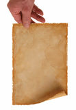 Vecchio Paper-22 Fotografie Stock
