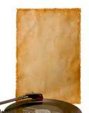 Vecchio Paper-34 Fotografie Stock Libere da Diritti