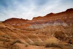 Vecchio Paria nell'Utah del sud Fotografia Stock