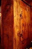 Vecchio particolare della mobilia Fotografia Stock