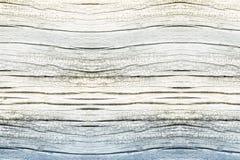 Vecchio pavimento di legno nella campagna immagine stock