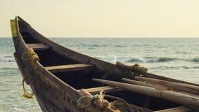 Vecchio peschereccio Fotografie Stock Libere da Diritti