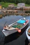 Vecchio peschereccio Fotografia Stock