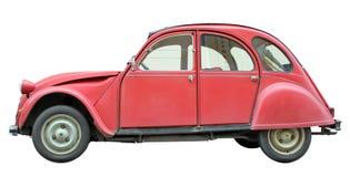 vecchio piccolo dell'automobile Immagine Stock