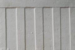 Vecchio polistirene espanso Fotografie Stock