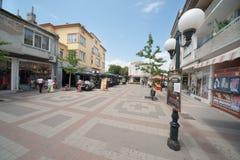 Vecchio Pomorie, Bulgaria Fotografia Stock