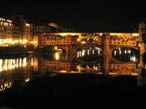 vecchio ponte Стоковая Фотография