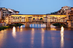 Vecchio Ponte Стоковое Изображение